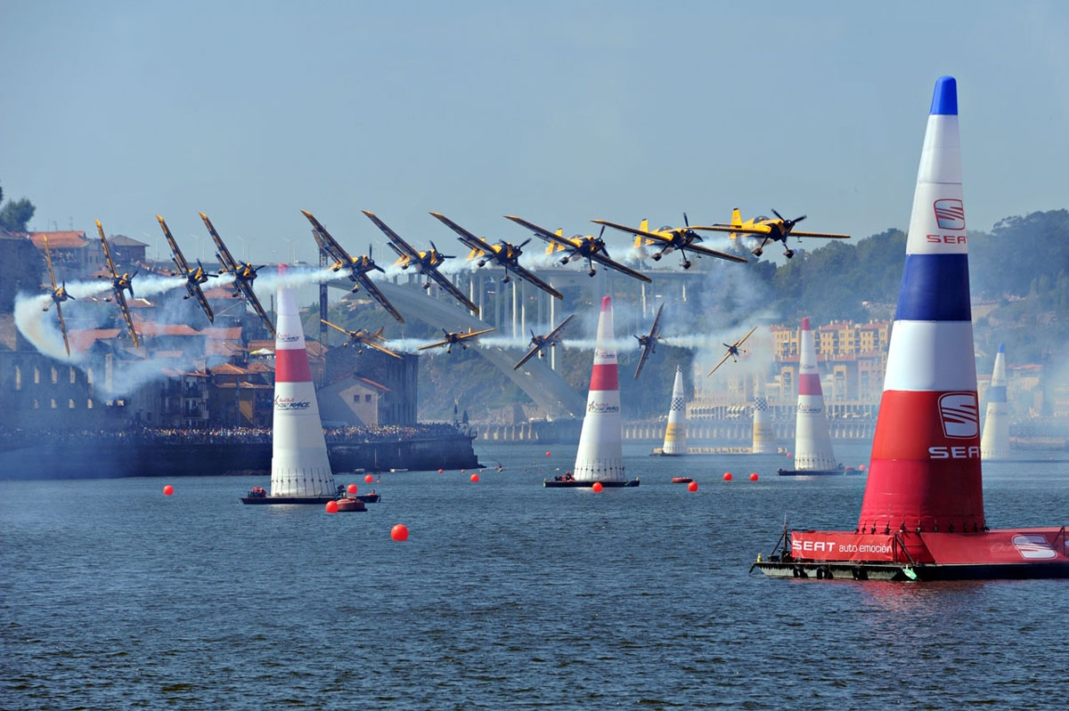 Казань поразила экс-пилота Red Bull Air Race